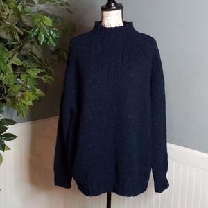 Magee Boyfriend Fit Wool Sweater